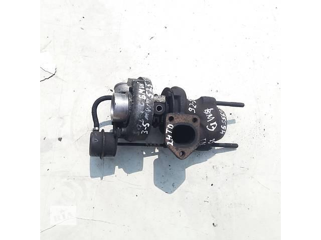 бу Б/у турбина для BMW 524 2.4 TD в Ковеле
