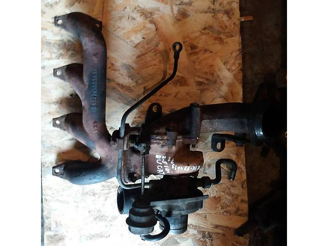 купить бу Б/у турбина для Fiat Ducato 2.5 TDI в Ковеле