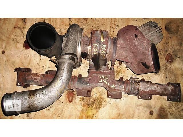 купить бу Б/у турбина для грузовика ault Magnum DXI Рено Магнум 440 2005г Evro3 в Рожище