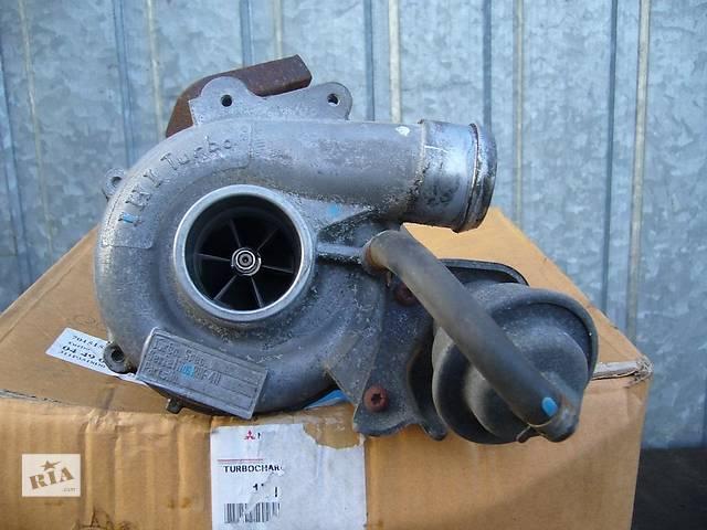 продам Б/у турбина для кроссовера Mitsubishi L 200 бу в Ровно