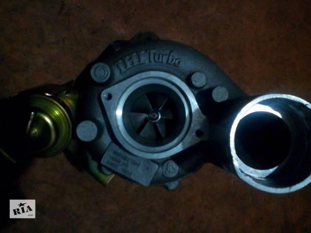 Б/у турбина для кроссовера Porsche- объявление о продаже  в Барышевке