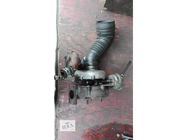 продам Б/у турбина для легкового авто Audi A4 бу в Тернополе