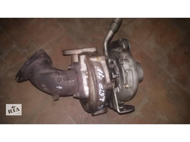 купить бу Б/у турбина для легкового авто Audi A6 2,5TD в Ковеле