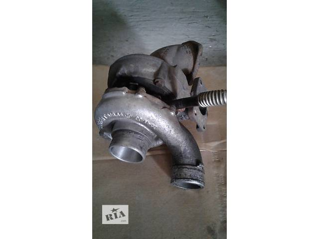 бу Б/у турбина для легкового авто Audi A6 в Львове