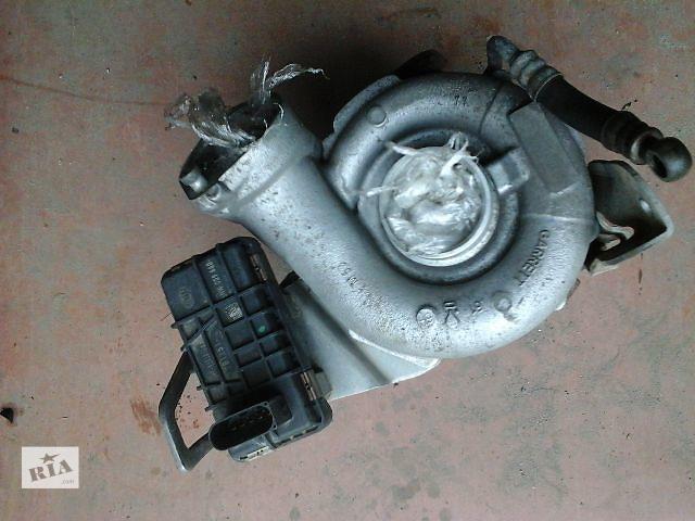 продам Б/у турбина для легкового авто BMW X6 бу в Виннице
