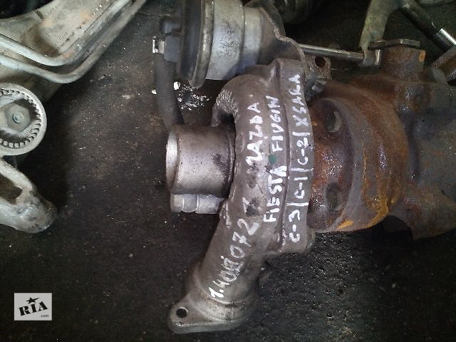 продам Б/у турбина для легкового авто Citroen C1-3  1.4HDI бу в Ковеле