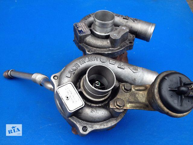 Б/у турбина для легкового авто Dacia Logan 1.5 dci 54359700000, 54359700002- объявление о продаже  в Луцке