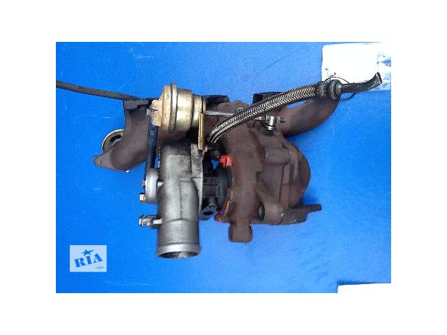 купить бу Б/у турбина для легкового авто Fiat Scudo 2.0 HDI (K03324066) в Луцке