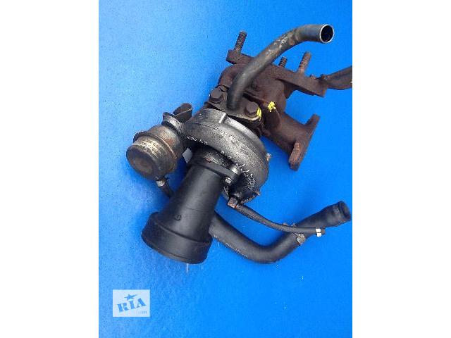 купить бу Б/у турбина для легкового авто Ford Escort 1.8td (91ff6k682ac) в Луцке