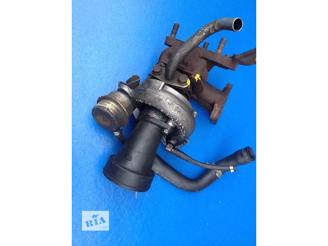 Б/у турбина для легкового авто Ford Escort 1.8td (91ff6k682ac)- объявление о продаже  в Луцке
