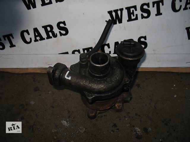 бу Б/у турбина для легкового авто Ford Fusion в Луцке
