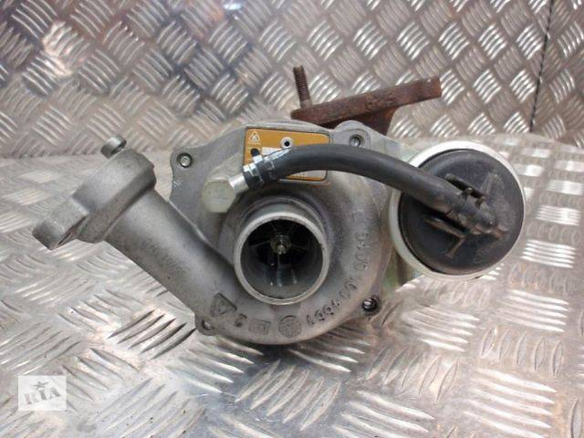 бу Б/у турбина для легкового авто Ford Kuga в Львове