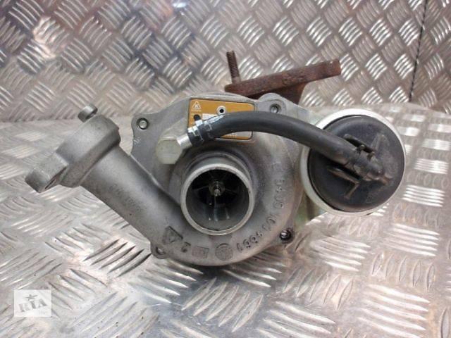продам Б/у турбина для легкового авто Hyundai Tucson бу в Львове