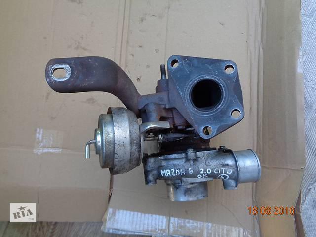продам Б/у турбина для легкового авто Mazda 6 бу в Луцке