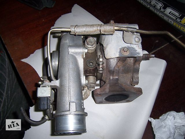 купить бу Б/у турбина для легкового авто Mazda CX-7 2007 в Ивано-Франковске