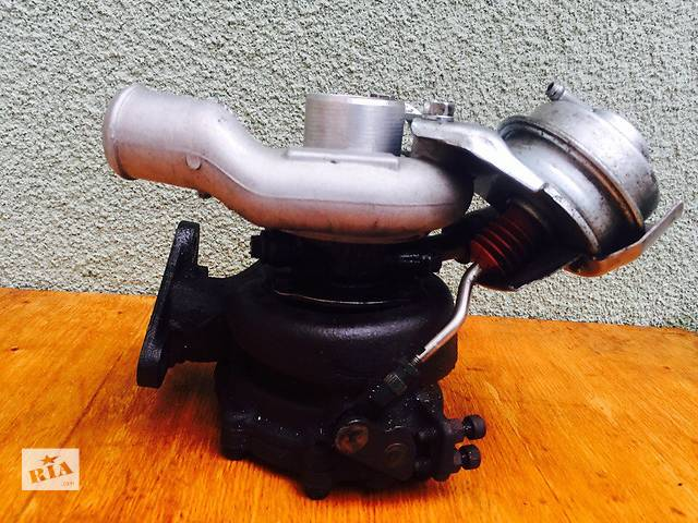 продам Б/у турбина для легкового авто Opel Combo, Astra H, Meriva, Corsa, 1.7 CDTI (2001-2011) бу в Тернополе