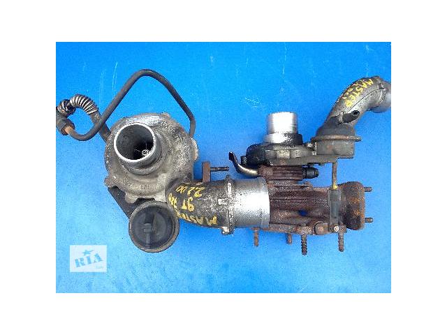 купить бу Б/у турбина для легкового авто Opel Movano 2.2 DCI 90HP 66KW (8200069567) в Луцке