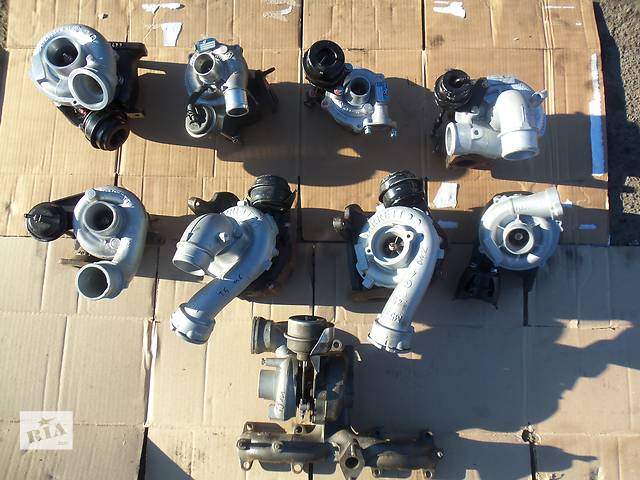 купить бу Б/у турбина для легкового авто Peugeot 207 1.6 HDI в Ковеле