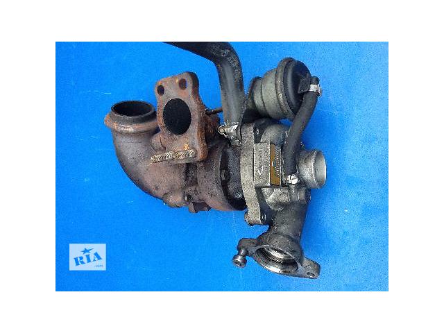 бу Б/у турбина для легкового авто Peugeot Bipper 1.4 hdi (54359710009) в Луцке
