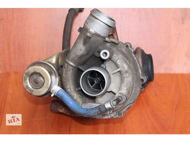 бу Б/у турбина для легкового авто Peugeot Partner/Citroen Berlingo 2,0 HDI (1996-2008) в Тернополе
