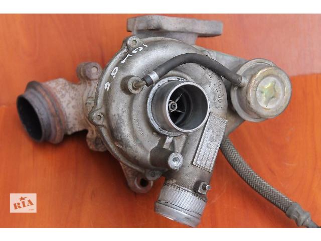 бу Б/у турбина для легкового авто Peugeot Partner/ Citroen Berlingo 2,0 HDI (1996-2008) в Тернополе