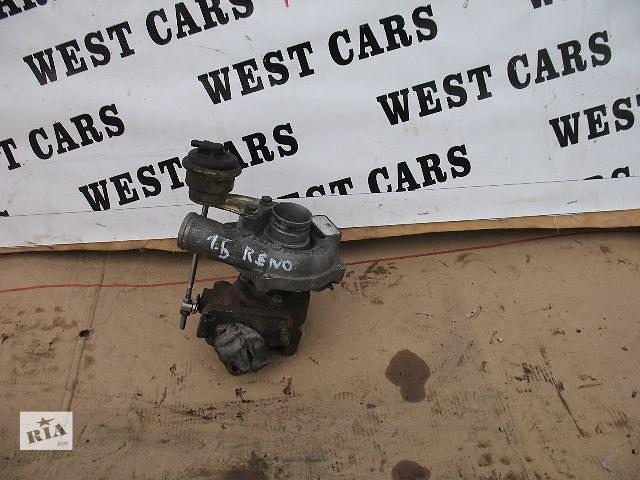 купить бу Б/у турбина для легкового авто Renault Kangoo 2003 в Луцке