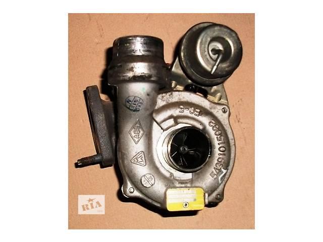 бу Б/у Турбина для легкового авто Renault Kangoo,Рено Канго,Кенго2 1,5DCI K9K 2008-2012 в Рожище
