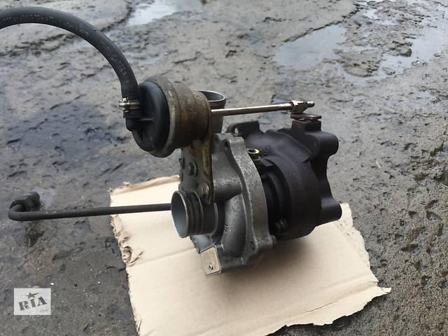 бу Б/у турбина для легкового авто Renault Kangoo в Луцке