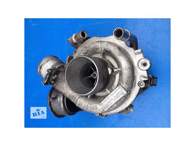 продам Б/у турбина для легкового авто Renault Laguna II 1.9 dci (H8200398585) бу в Луцке