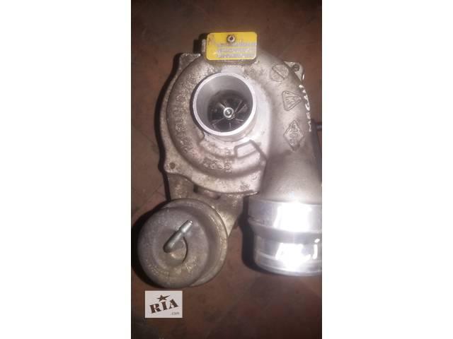 бу Б/у турбина для легкового авто Renault Megane 1,5dci в Ковеле