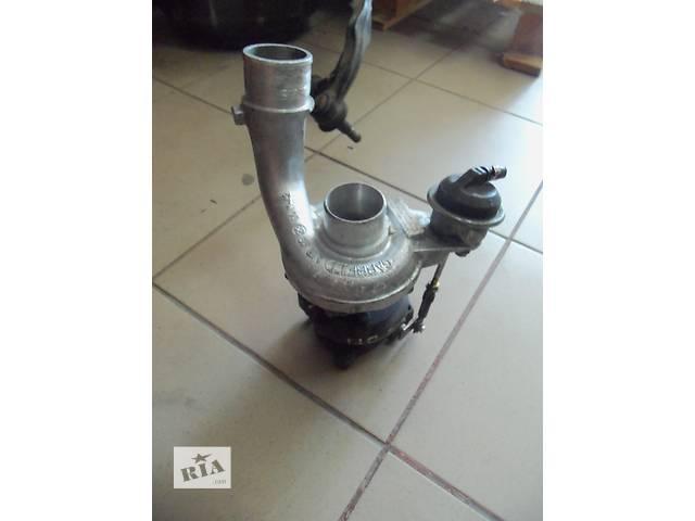продам Б/у турбина для легкового авто Renault Megane II бу в Ковеле