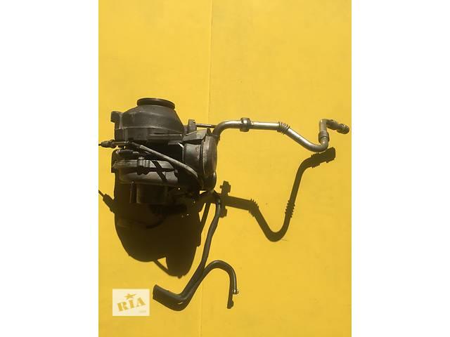 Б/у турбина для легкового авто Renault Scenic- объявление о продаже  в Ковеле
