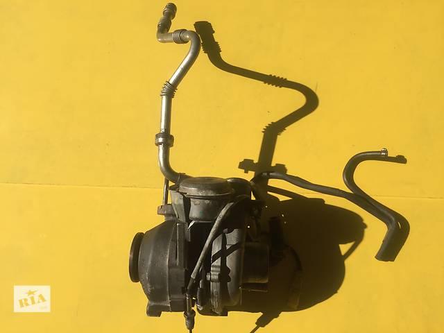 бу Б/у турбина для легкового авто Renault Scenic в Ковеле