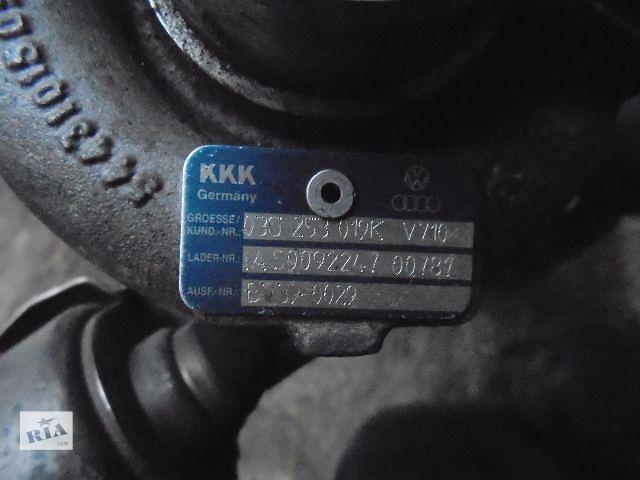 продам Б/у турбина для легкового авто Volkswagen Caddy 2009 бу в Львове