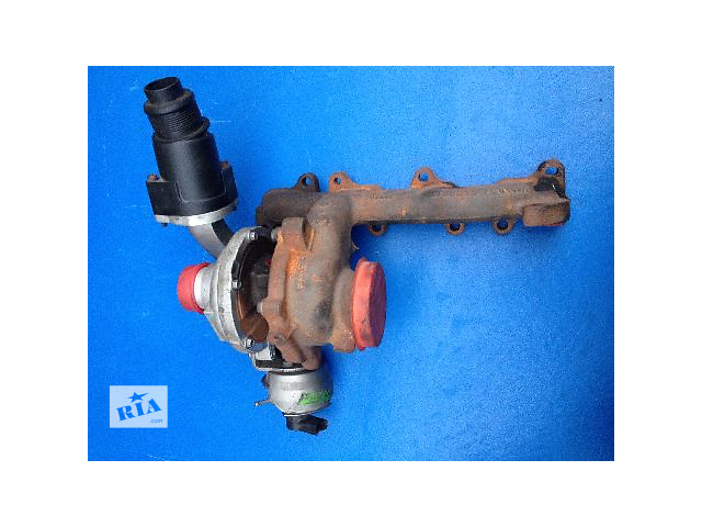 купить бу Б/у турбина для легкового авто Volkswagen Crafter 2.0 TDI (HDR 03L 253014A ) в Луцке