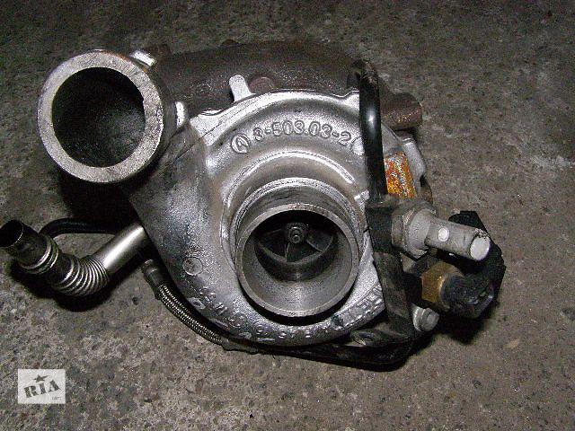 продам Б/у турбина для легкового авто Volkswagen Passat B5 2.5TD бу в Новой Каховке