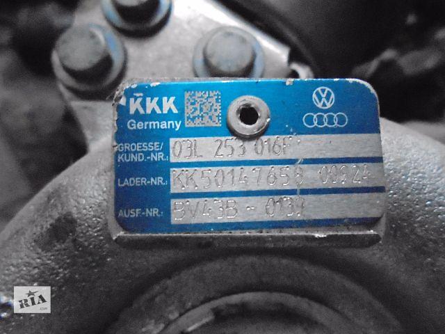 купить бу Б/у турбина для легкового авто Volkswagen Tiguan 2010 в Львове