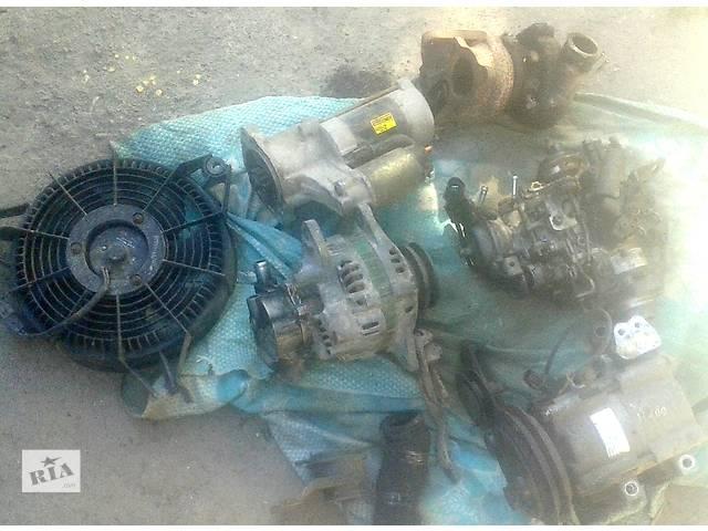 купить бу турбина для микроавтобуса Hyundai H 200 в Новограде-Волынском