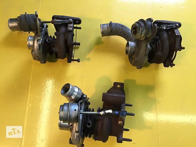 Б/у турбина для Opel Vivaro 1.9 2.0 2.5- объявление о продаже  в Ковеле
