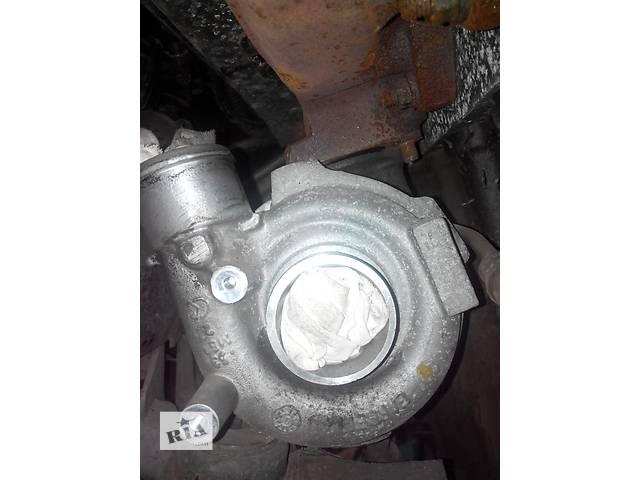 бу Б/у турбина для седана BMW 530 td M57 3.0 в Кривом Роге