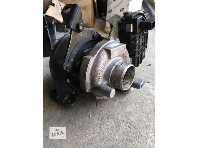 продам Б/у турбина для седана Peugeot 607 бу в Ужгороде