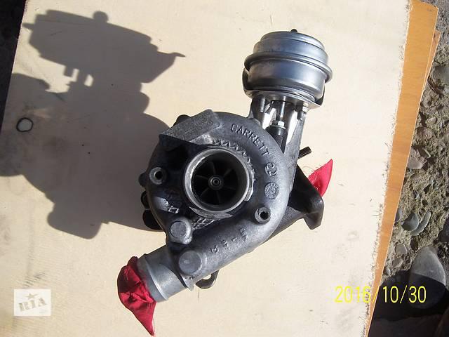 продам турбина для Volkswagen Passat B5 TDI до 2000 года бу в Мукачево