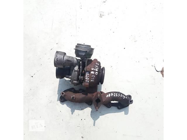 купить бу Б/у турбина для Volkswagen Passat B6 2.0 TDI в Ковеле