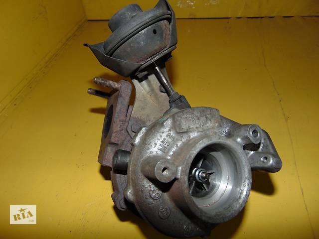 продам Б/у турбина GT1749U Ситроен Джампи Сітроен Джампі Citroen Jumpy 2,0/1.6 c 2007- бу в Ровно