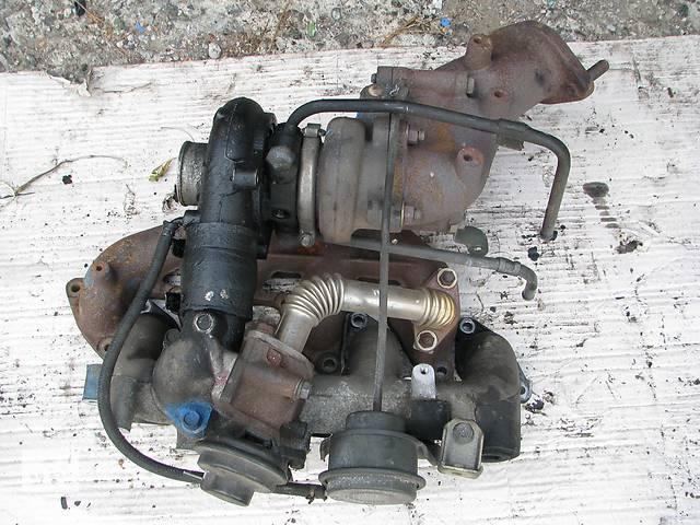 бу Б/у турбина Hyundai H1 2.5TDi 2004 в Броварах