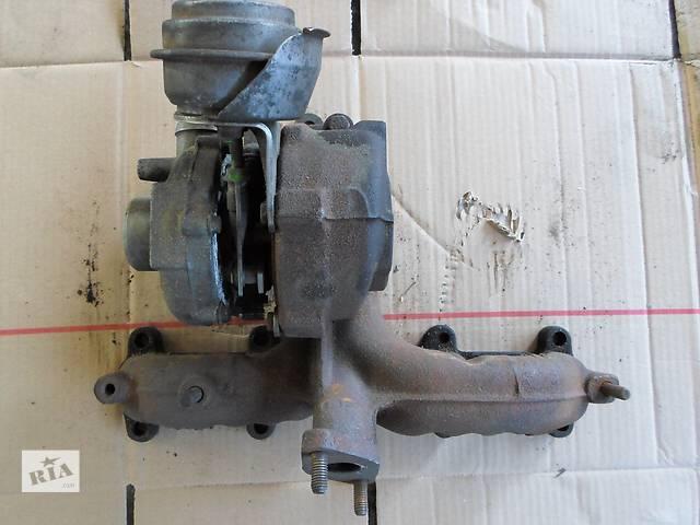 бу Б/у Турбина Мотор дизель1,9 TDI Фольксваген Volkswagen Golf IV 4 2002 в Рожище