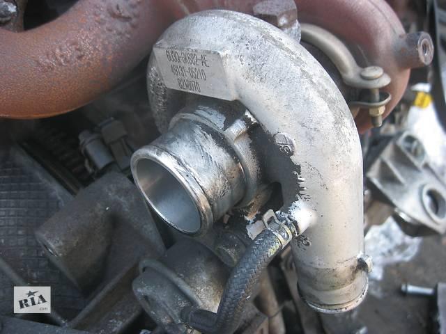 бу Б/у турбина Peugeot Boxer 2.2 hdi 2006- в Ровно
