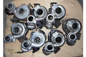 б/у Турбины Volkswagen Crafter груз.