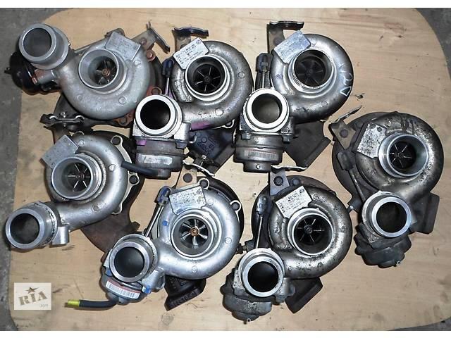бу Б/у Турбина турбіна 076.145 Volkswagen Crafter Фольксваген Крафтер 2.5 TDI BJK/BJL/BJM (80кВт, 100кВт, 120кВт) 2006-2010 в Рожище