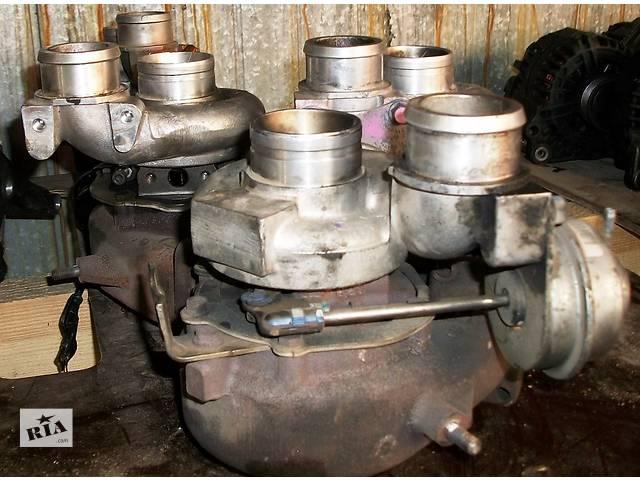 бу Б/у Турбина Volkswagen Crafter Фольксваген Крафтер, Мерседес Спринтер 2.5 TDI BJK/BJL/BJM (80кВт,100кВ,120 кВт) в Луцке